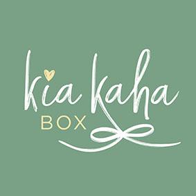 Kia Kaha box – charity begins at home